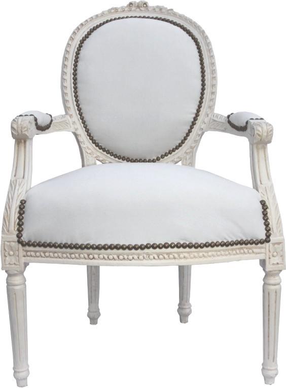barock salon stuhl creme creme mod2 st hle salon st hle mod2. Black Bedroom Furniture Sets. Home Design Ideas