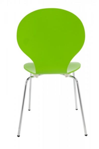 Casa padrino designer stuhl form gr n 8579 designer st hle for Design stuhl form