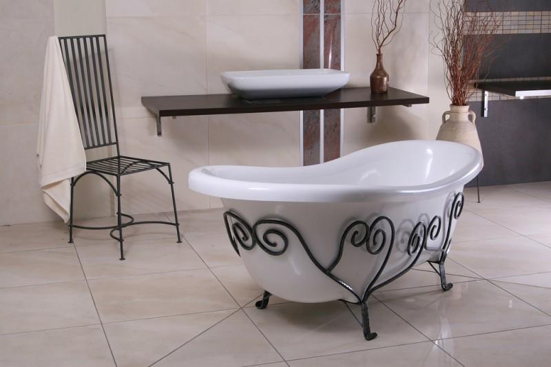 luxus badezimmer mediterran. Black Bedroom Furniture Sets. Home Design Ideas
