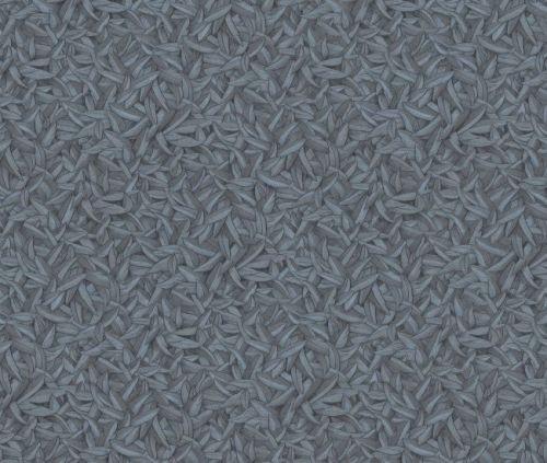 Barock Tapete T?rkis Silber : Barock Tapete 52501 – T?rkis Federn Designer Tapete Harald