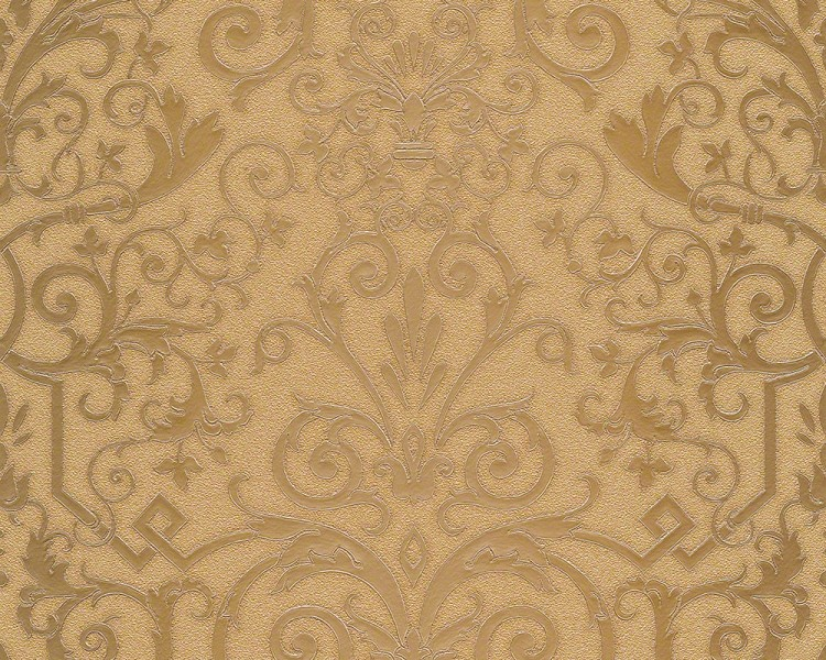 Versace designer barock tapete home collection 935453 for Goldene tapete wohnzimmer
