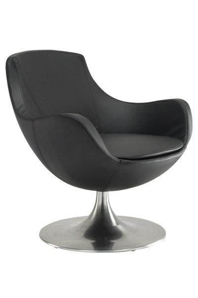 casa padrino designer sessel schwarz lounge sessel. Black Bedroom Furniture Sets. Home Design Ideas