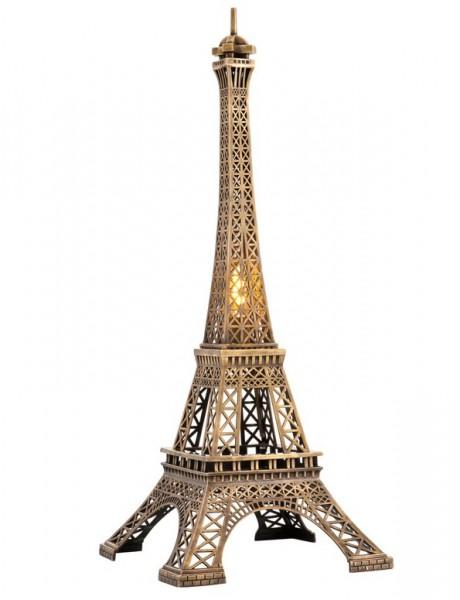 casa padrino luxus standleuchte eiffelturm messingfarben massives metall leuchte lampe. Black Bedroom Furniture Sets. Home Design Ideas