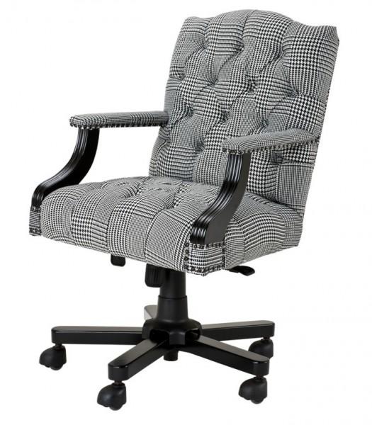 Möbel möbel braun schreibtisch : Luxus Chef Büro Stuhl Creme / Braun Drehstuhl Schreibtisch Stuhl ...
