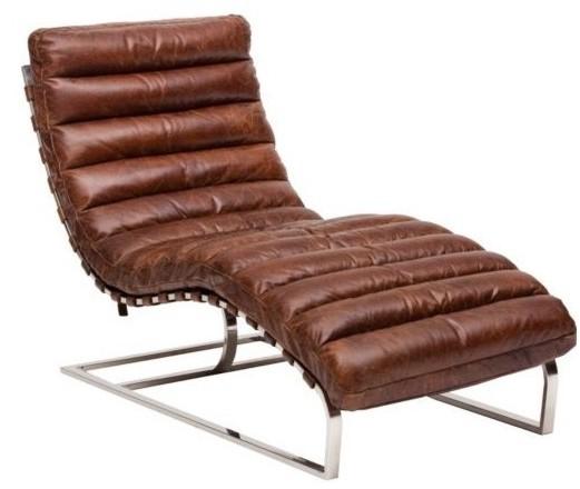 Lounge Sessel Echt Leder Schwarz ~   Leder Sessel Art Deco Lounge Relax Sessel Echt Leder Möbel Sessel
